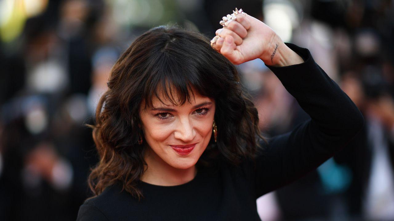 Actriz y líder del #Metoo es acusada de abuso sexual