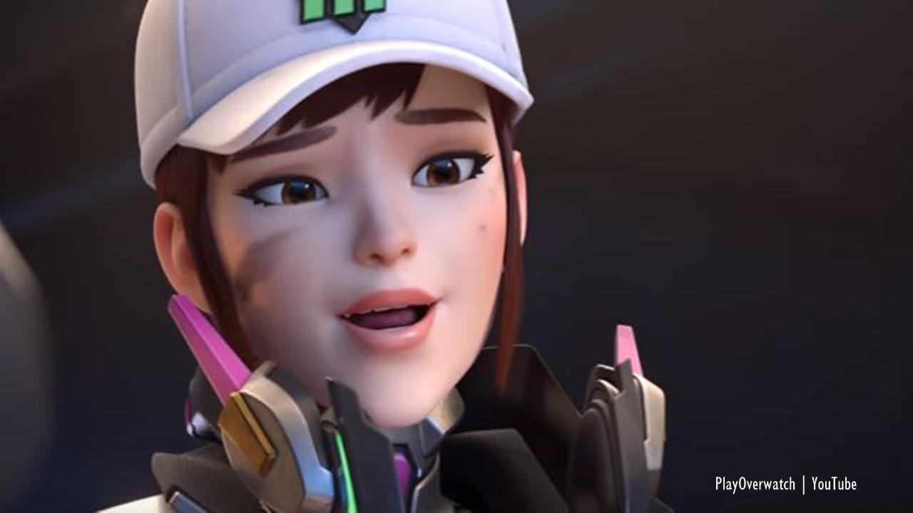 Overwatch: D.Va origins shown in new animated short film