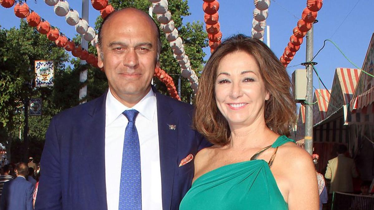 Ana Rosa Quintana nombrada en las conversaciones de su marido con Villarejo