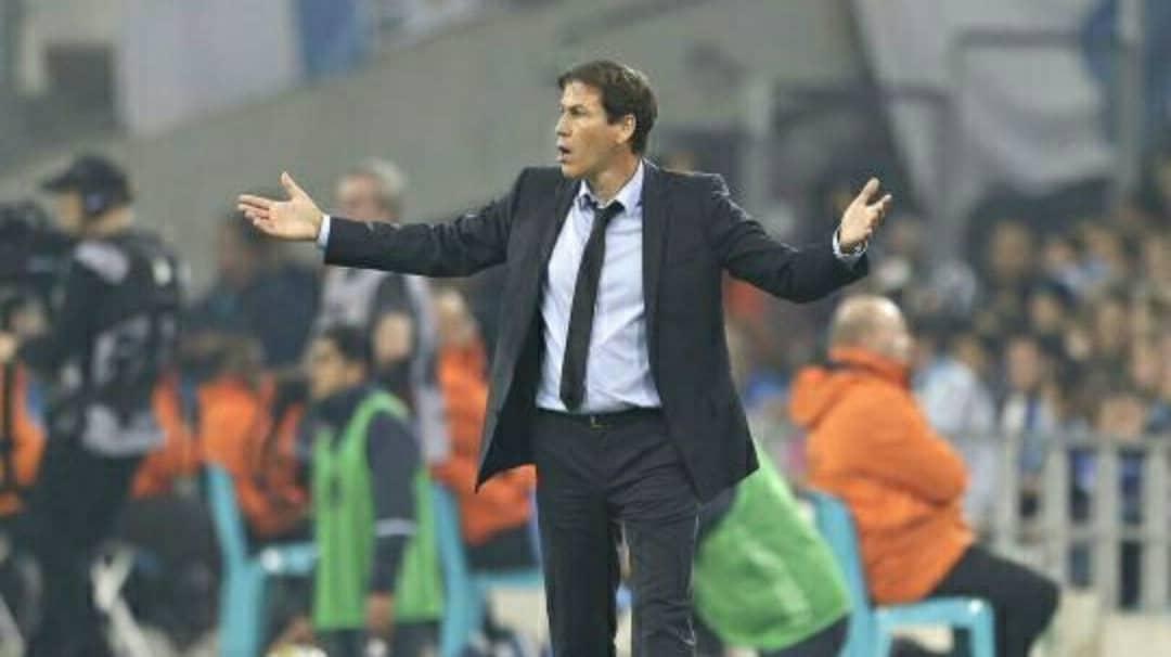 Ligue 1 : Rudi Garcia confiant sur un sursaut marseillais face à Rennes