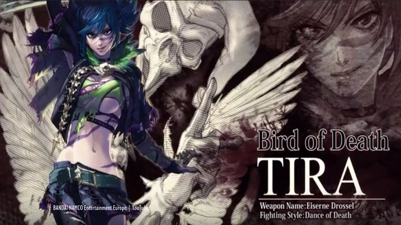 Soul Calibur 6 gets new trailers for characters Tira and Azwel