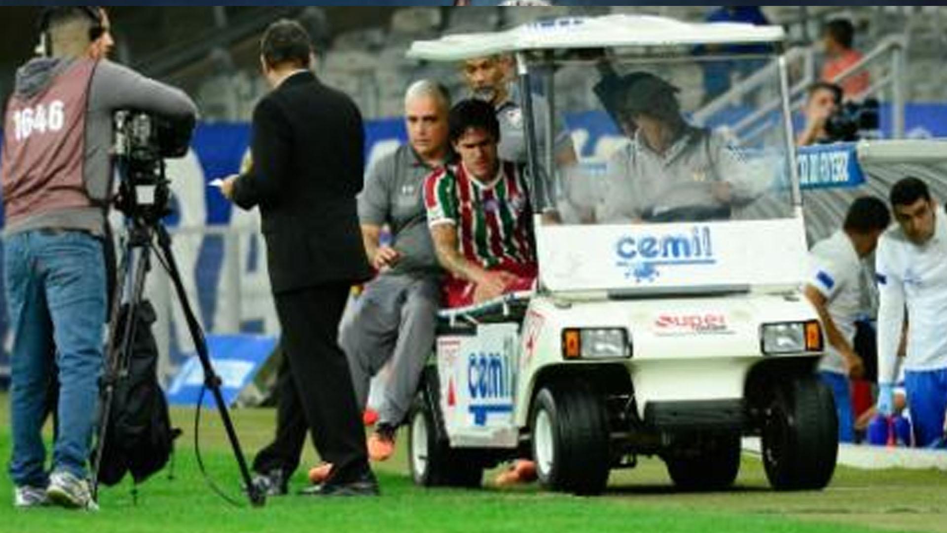 É descartada a necessidade de cirurgia em Pedro pelo Fluminense