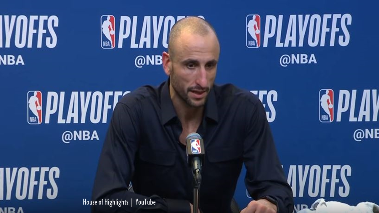 NBA: Manu Ginobili announces his retirement from basketball, aged 41
