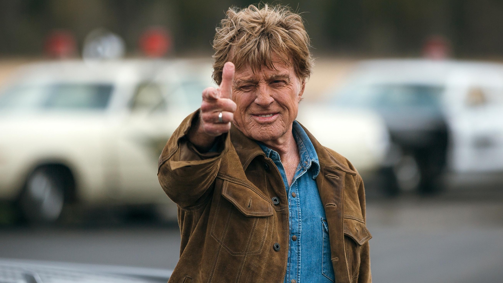 'The Old Man and the Gun' Movie Review: Robert Redford rocks