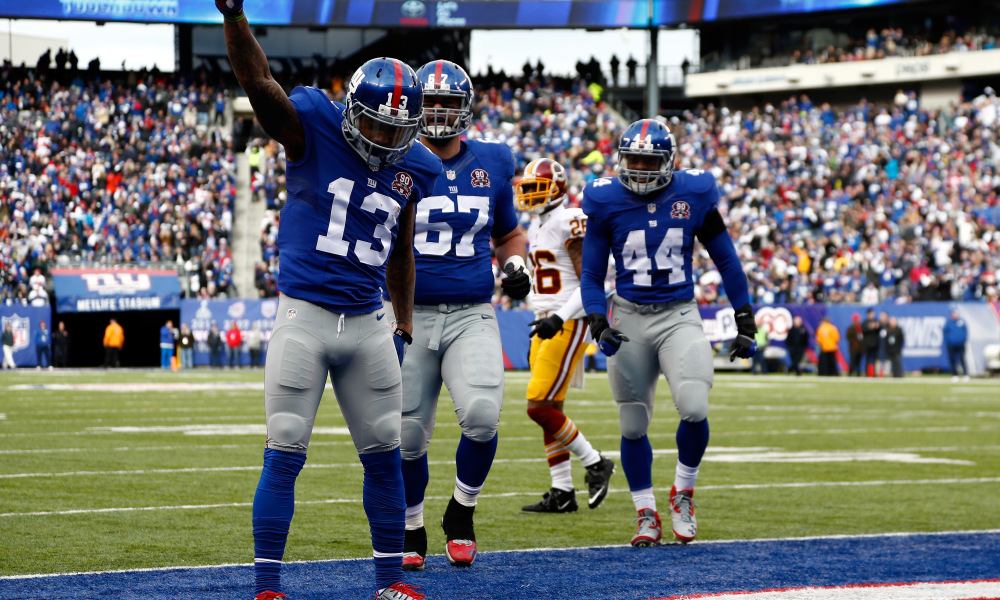 OBJ becomes the highest paid wide receiver in the NFL