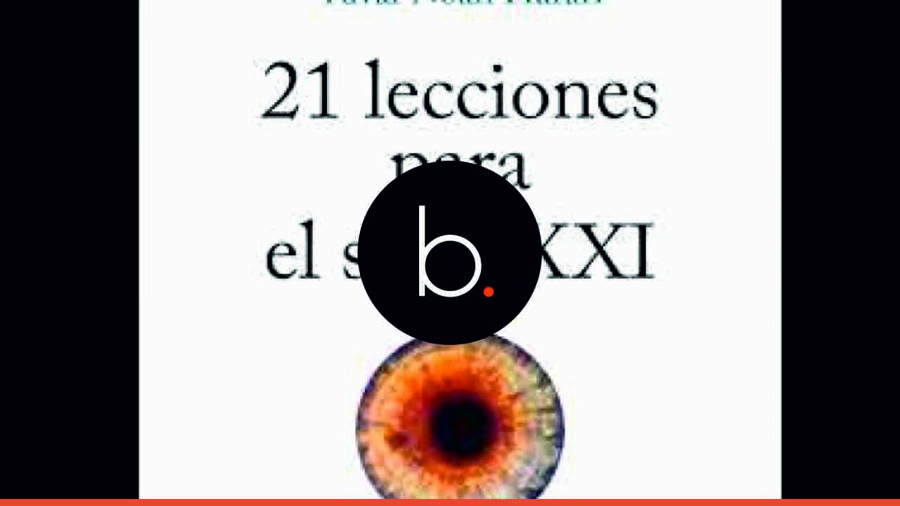 Yuval Noah Harari presenta su libro 21 lecciones para el s. XXI