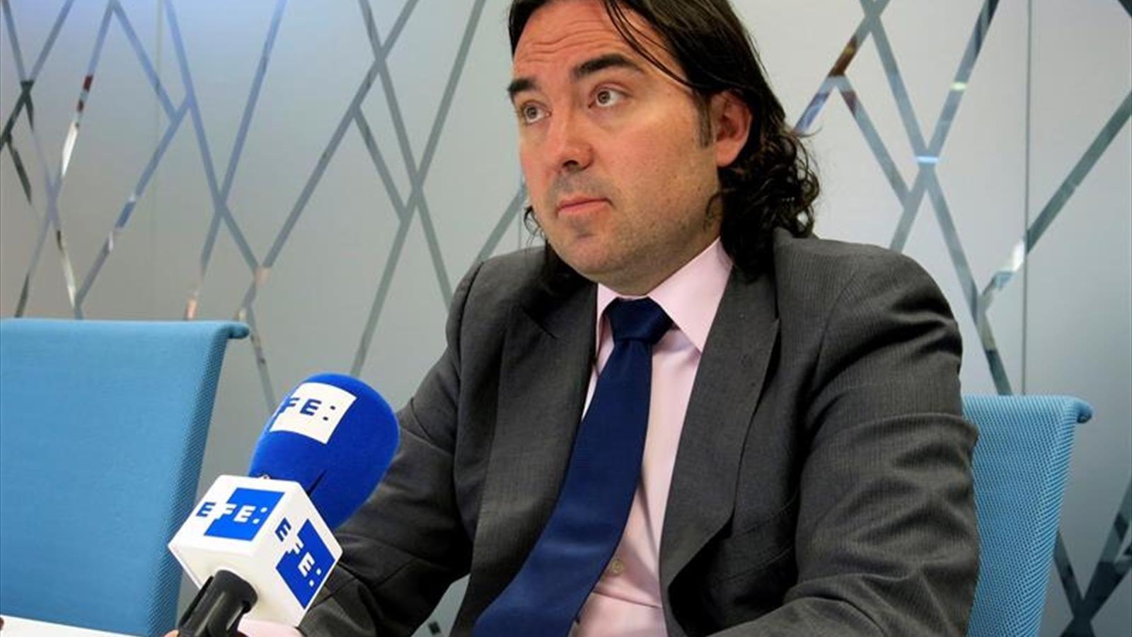 Martín Presa culpa a los aficionados del Rayo Vallecano