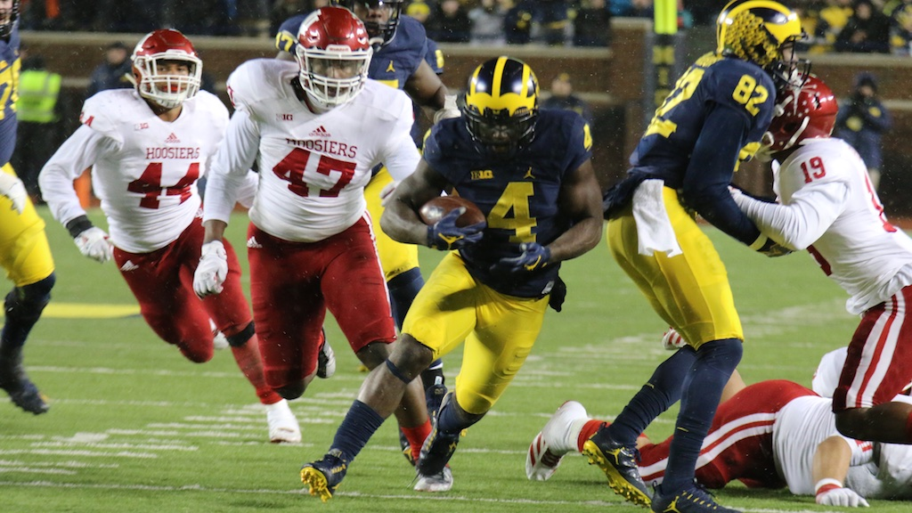 Notre Dame Football: Michigan Wolverines Game Preview