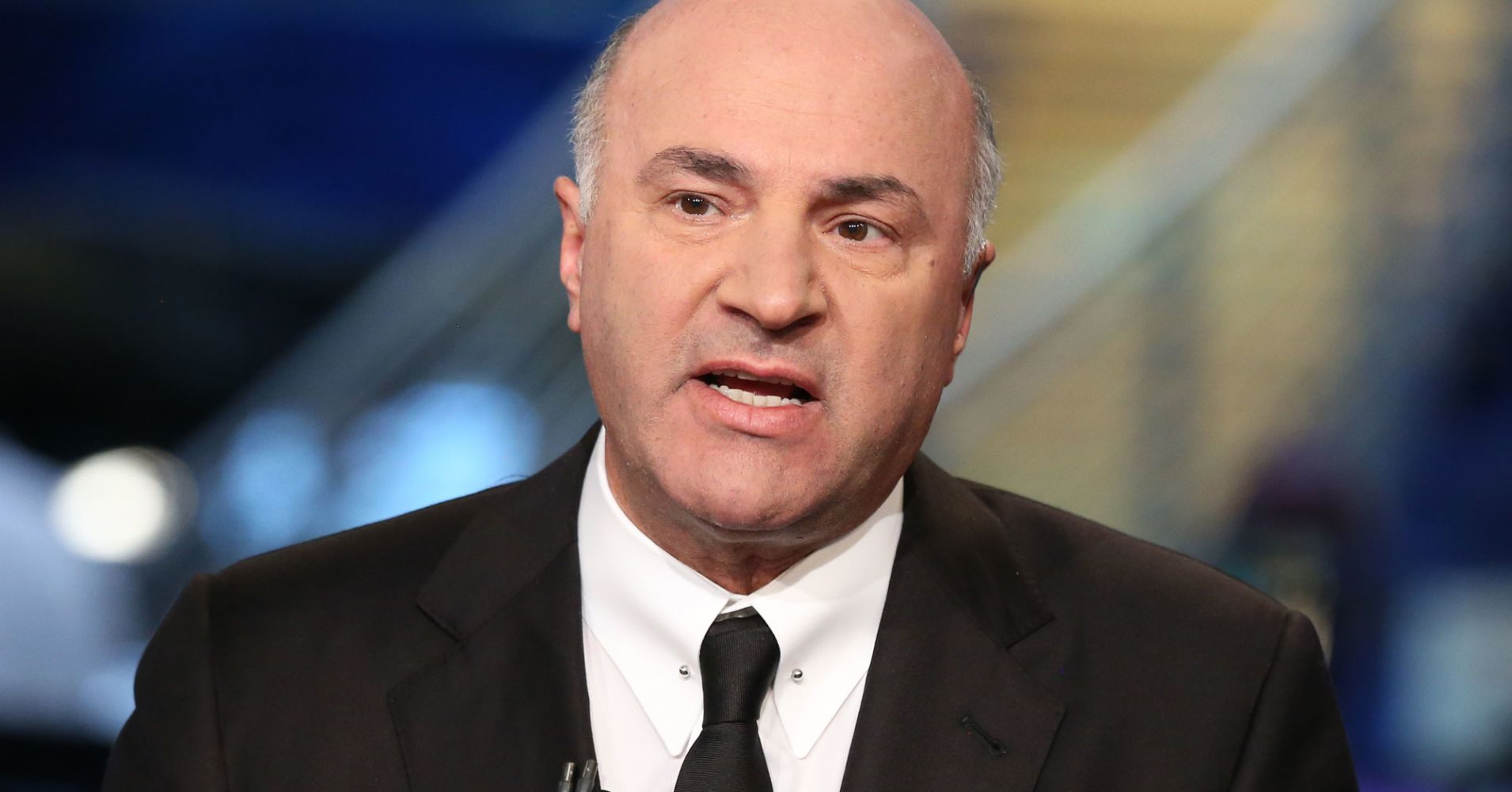 Kevin O'Leary talks about failing as an ice cream scooper