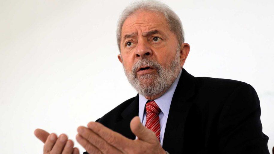 Lula já admite a possibilidade de retirar a sua candidatura à presidência