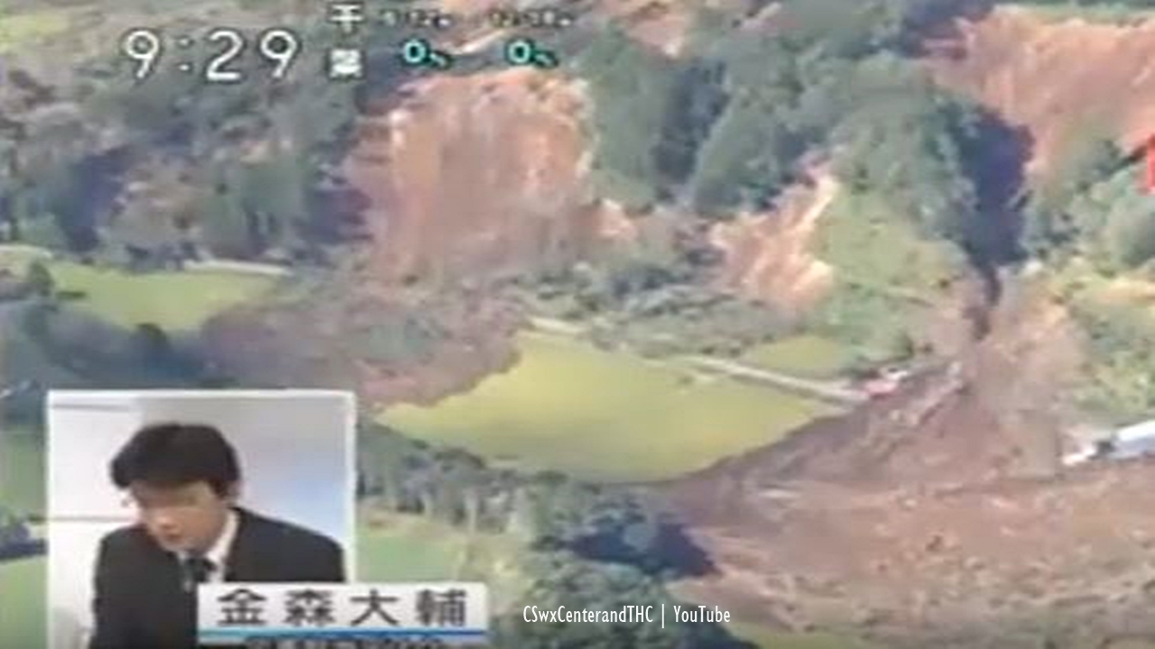 Japan hit by 6.7 magnitude earthquake while dealing wth typhoon damage