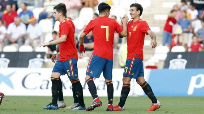 La Sub-21 vence a Albania y obtiene pase a la Eurocopa 2019