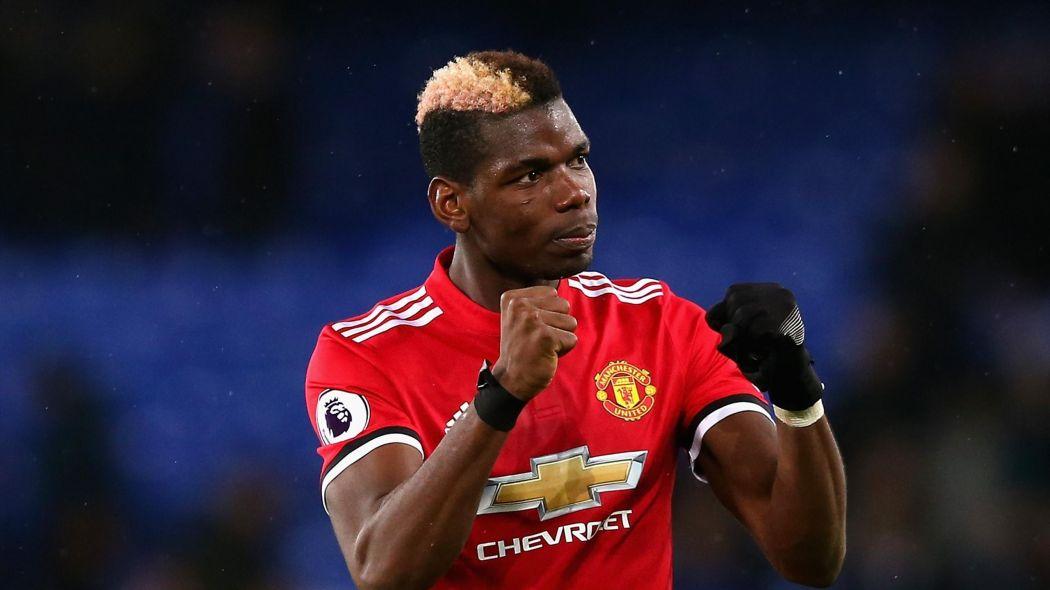 Paul Pogba ouvre la porte à un départ de Manchester United