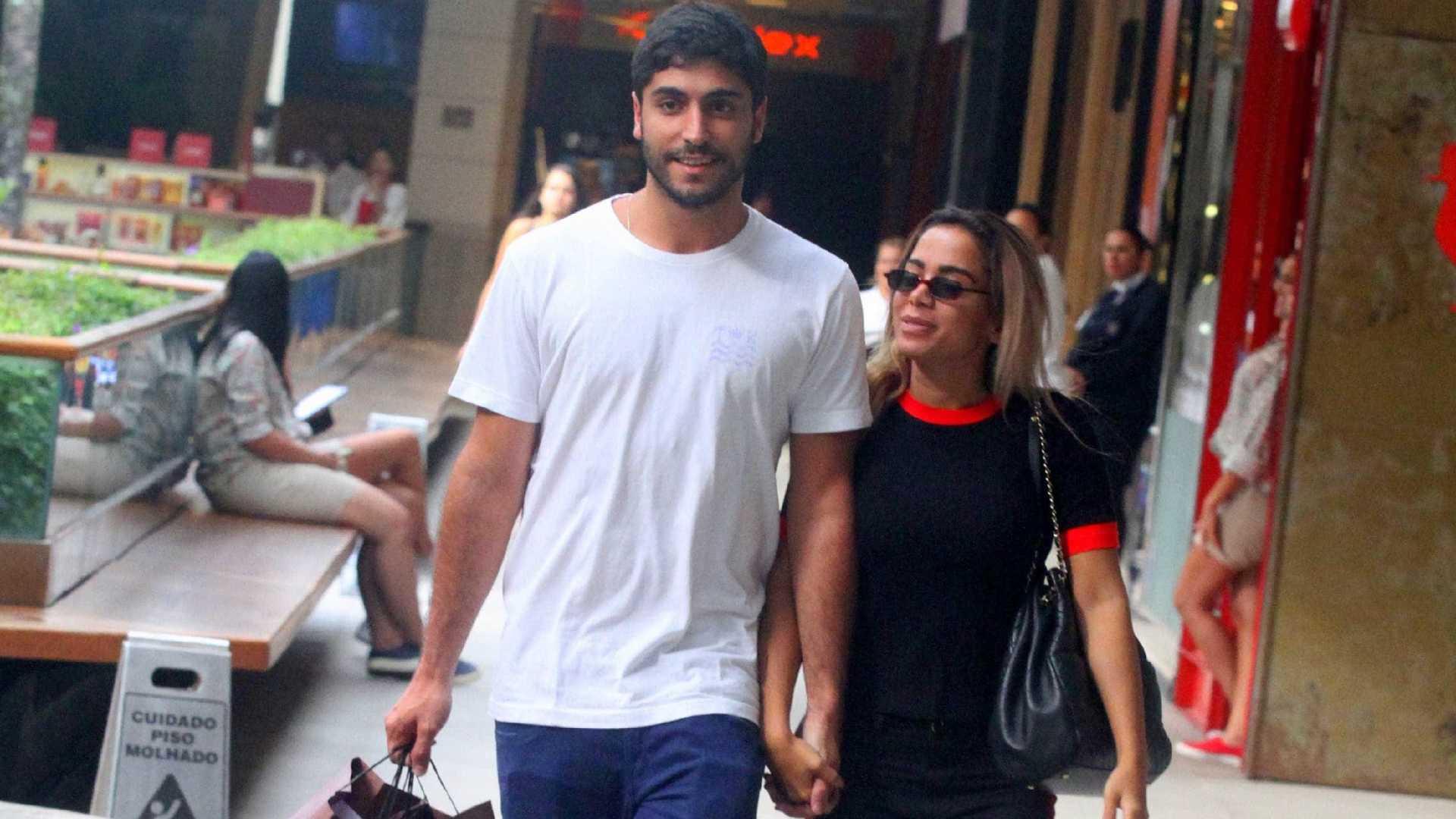 Anitta e Thiago Magalhães confirmam divórcio