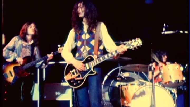 Led Zeppelin celebrate 50 years of making music