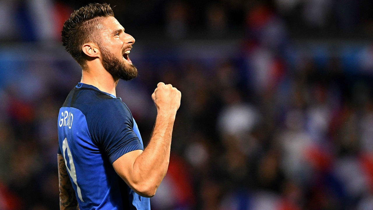 Nations-League, Francia-Olanda: Una prodezza di Giroud regala i 3 punti ai blues
