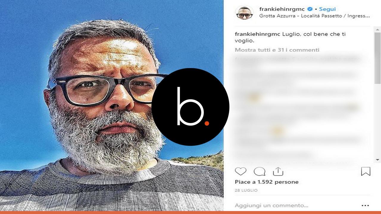 """Frankie Hi NRG critica la trap italiana: """"Sono rapper consolatori"""""""