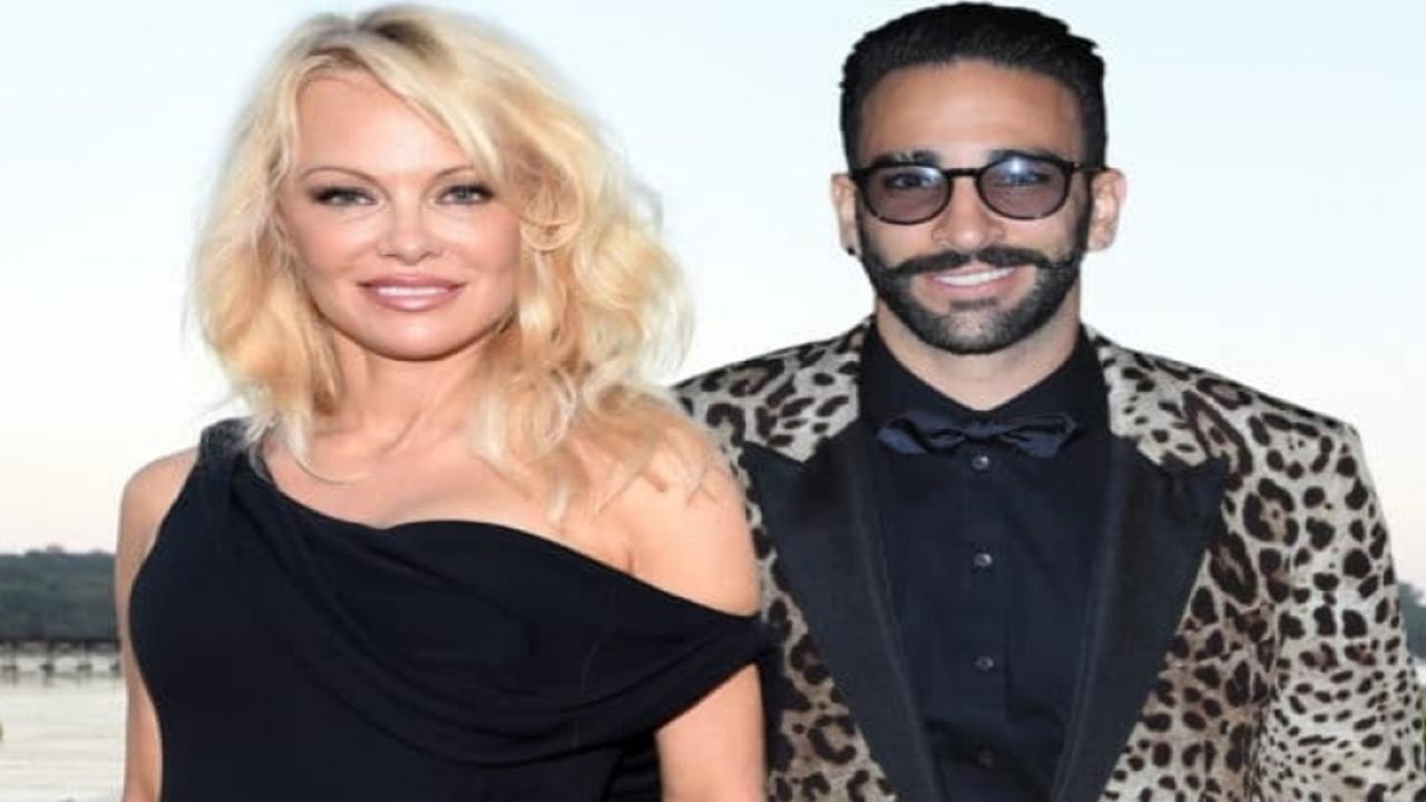 Les confidences de Pamela Anderson sur son couple avec Adil Rami
