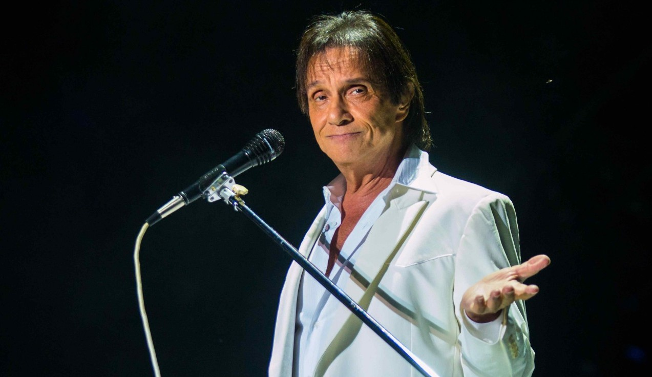 Roberto Carlos cancela show por problema de saúde