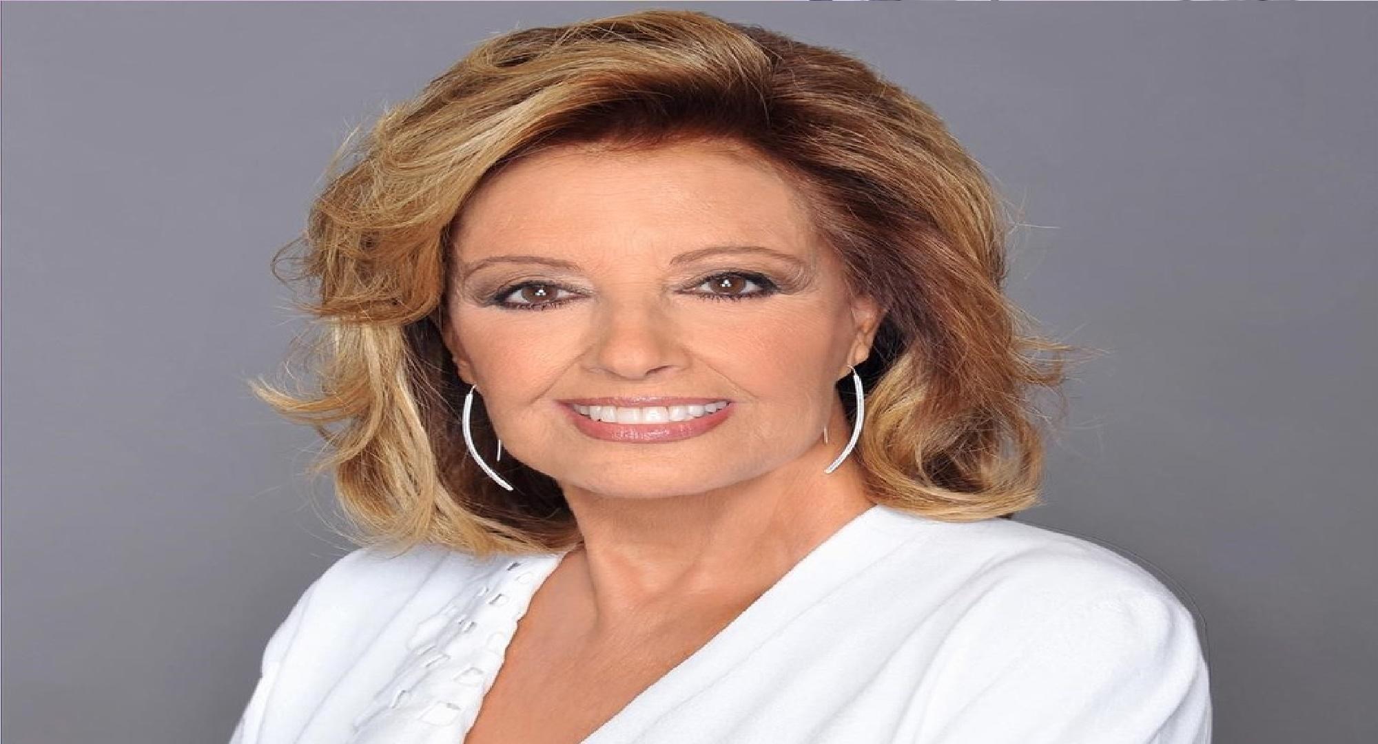 Maria Teresa Campos crea desconcierto a la audiencia por su actitud en el plató