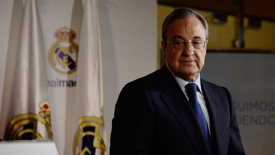 Le Real Madrid gardait une réserve de près de 400M€ pendant le mercato