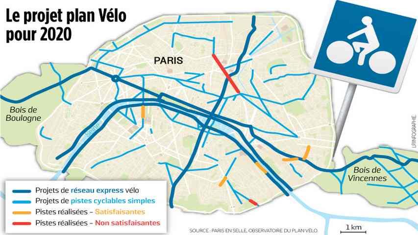 Plan Vélo : le gouvernement va présenter ses 25 nouvelles mesures