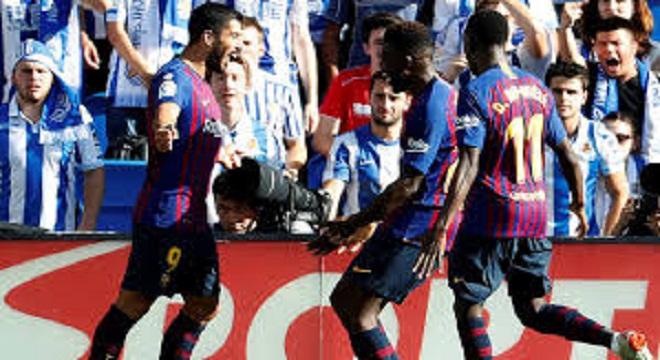 VIDEO: El FC Barcelona sigue sumando puntos en la Liga en la cuarta fecha