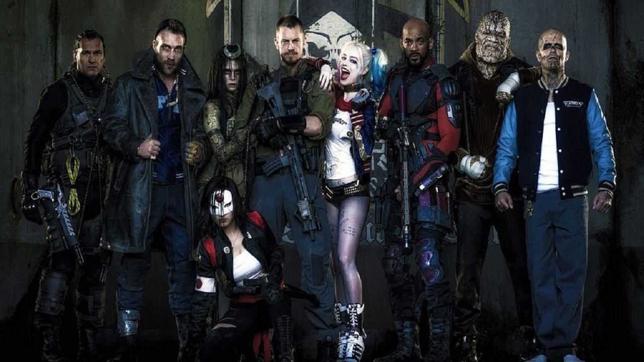 Development of Suicide Squad 2