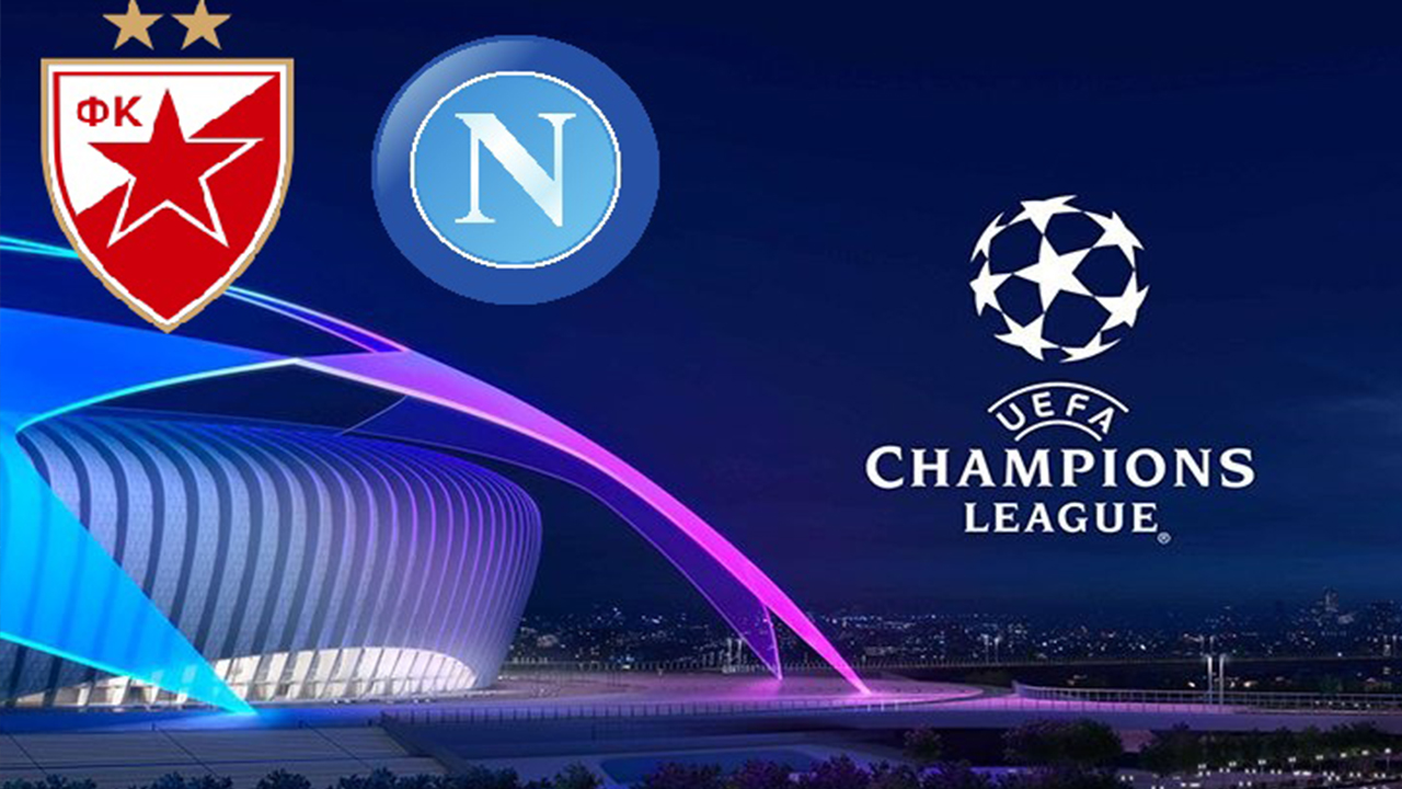 Champions League, Stella Rossa-Napoli: le probabili formazioni