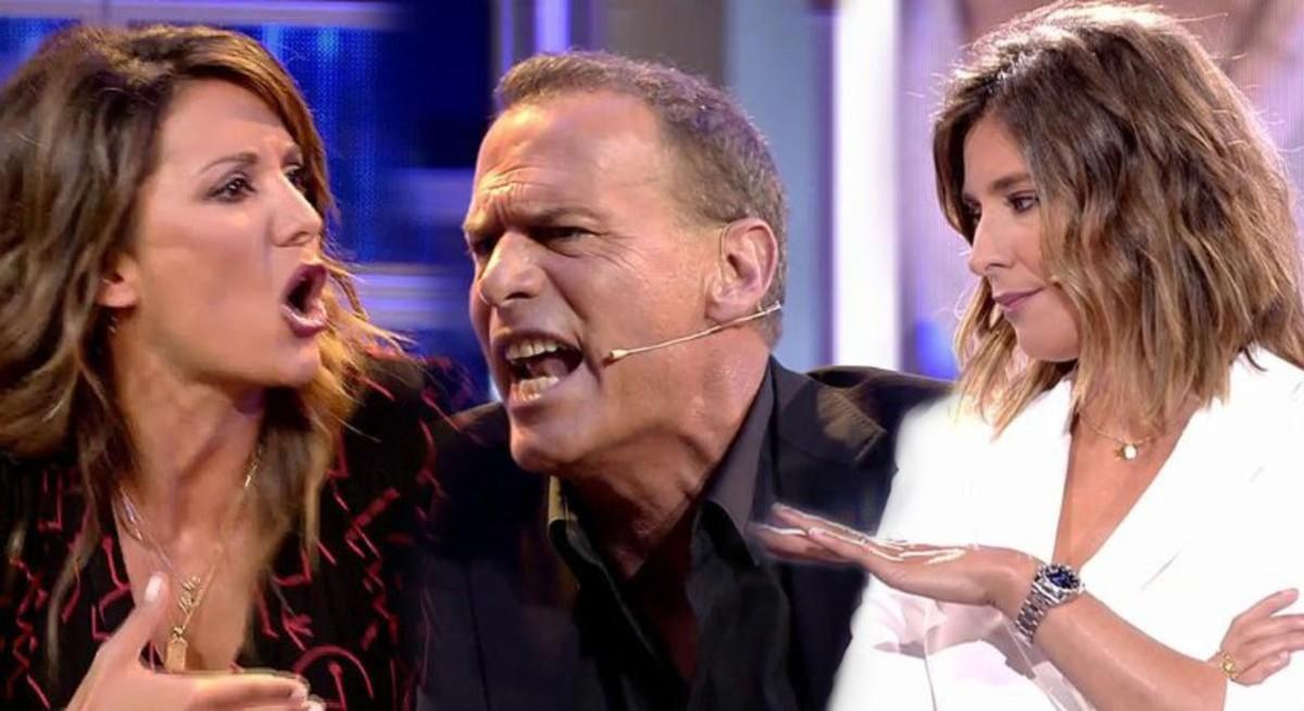 Carlos Lozano se enfrenta a Sandra Barneda por culpa de Nagore