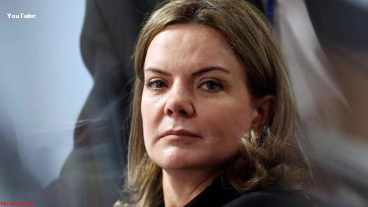 Gleisi, acredita em um segundo turno entre Fernando Haddad e Jair Bolsonaro