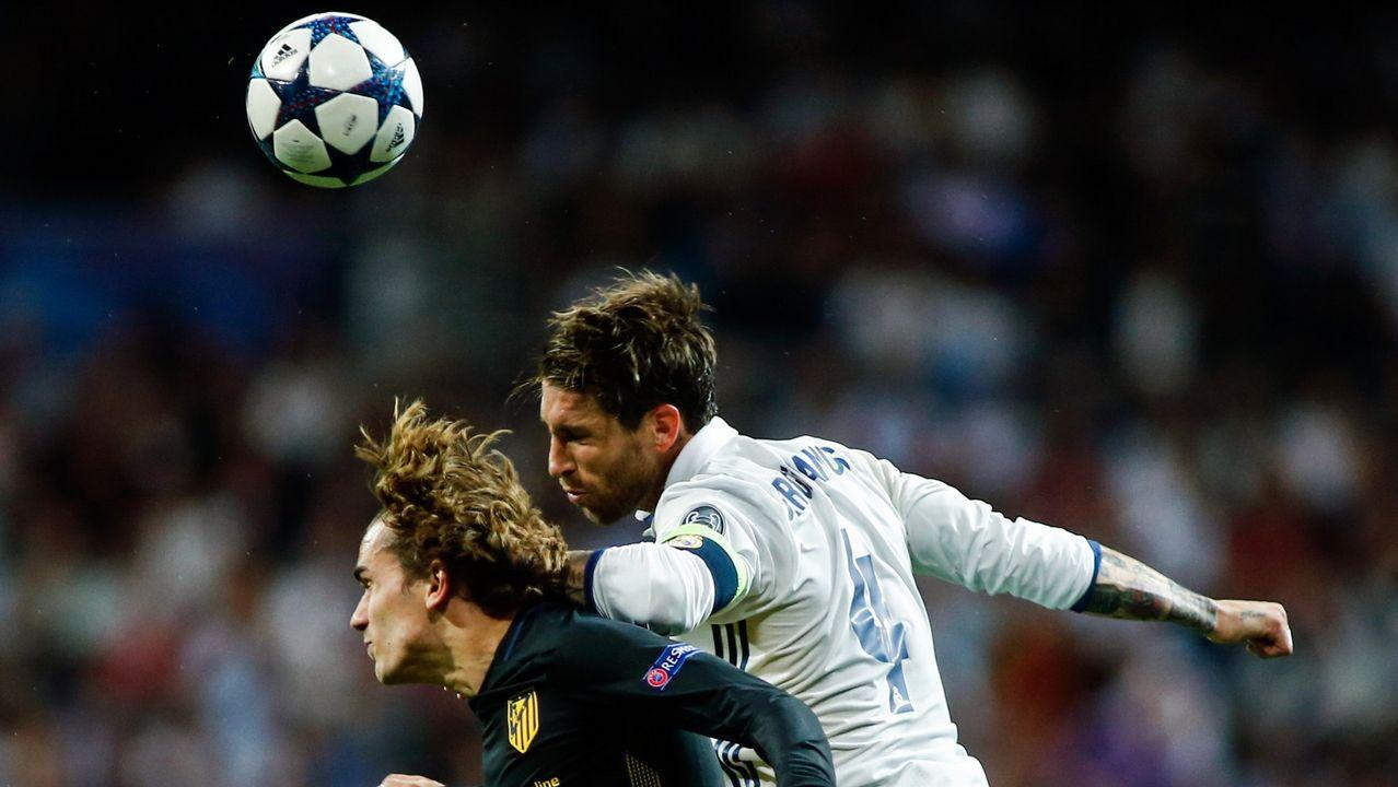 Ramos responde a Griezmann: La ignorancia es muy atrevida