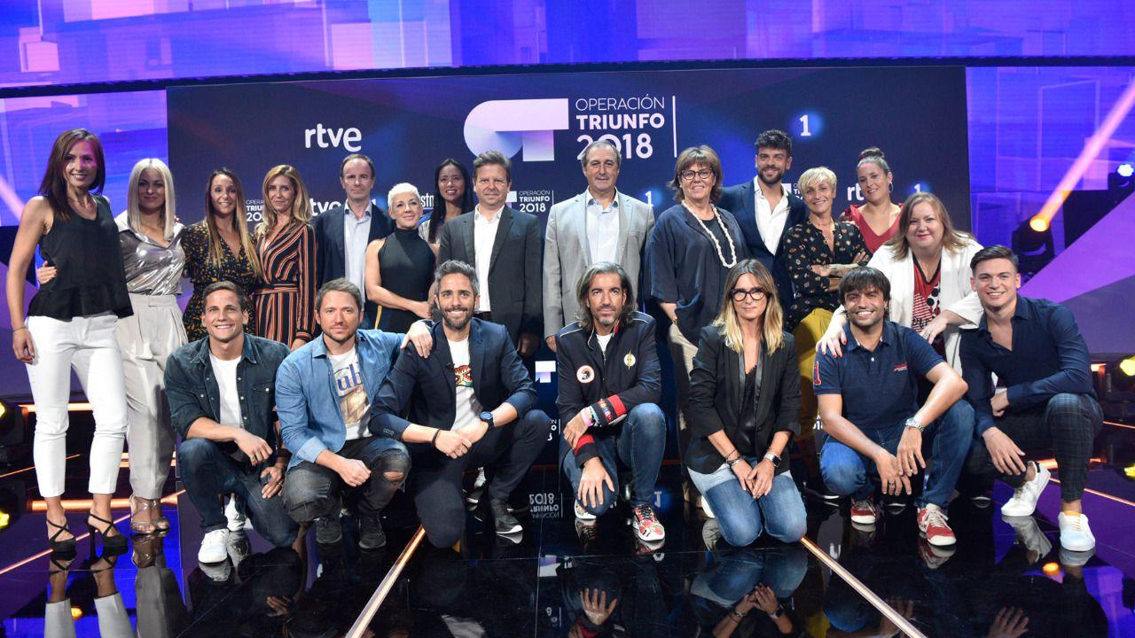 Operación Triunfo volverá a elegir un representante a Eurovisión