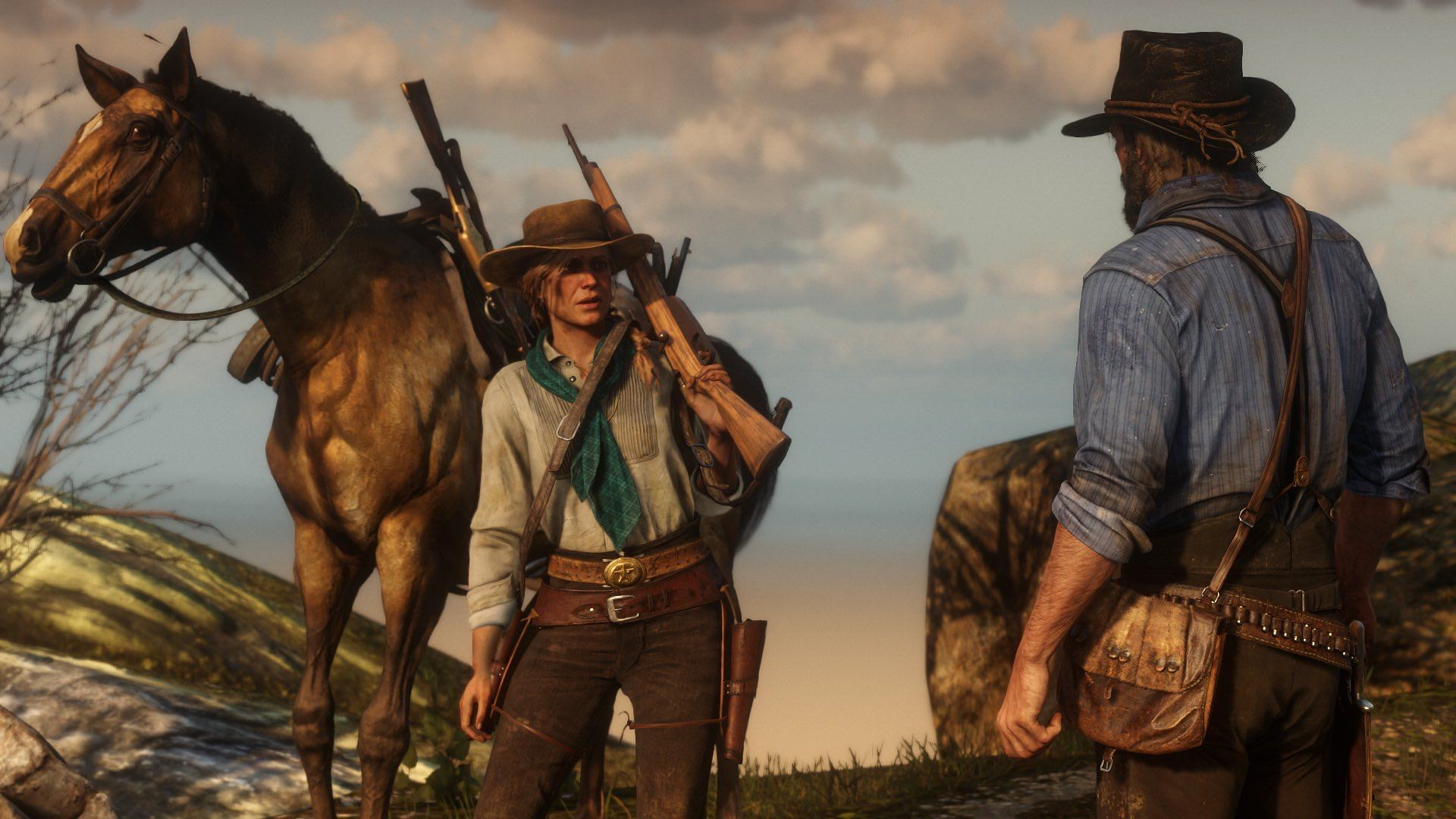 Red Dead Redemption 2 announced the seven map locations, including Valentine