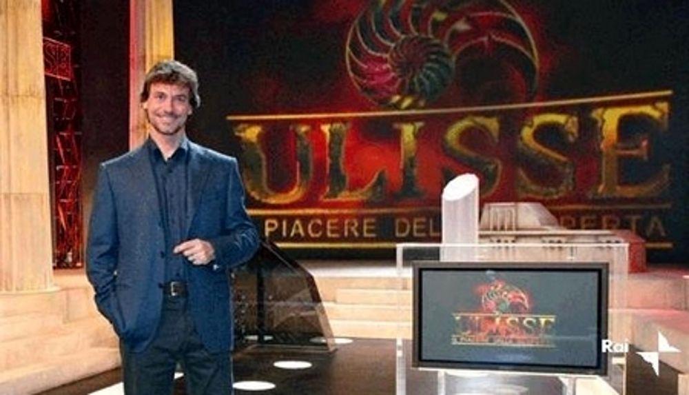 Anticipazioni Stanotte a Pompei, torna Alberto Angela su Rai Uno sabato sera
