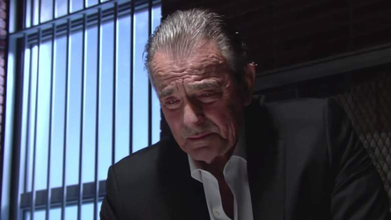 Victor disappears without an explanation and Eric Braeden takes a break