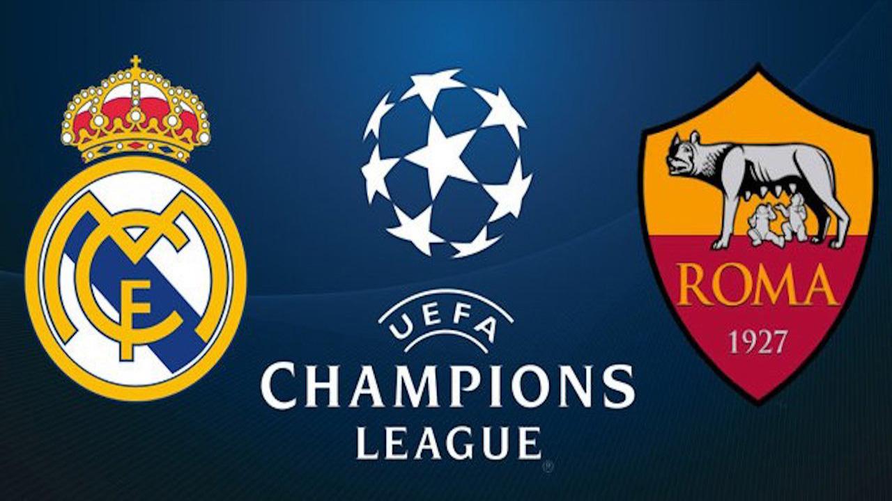 Real Madrid-Roma, diretta tv su Raiuno