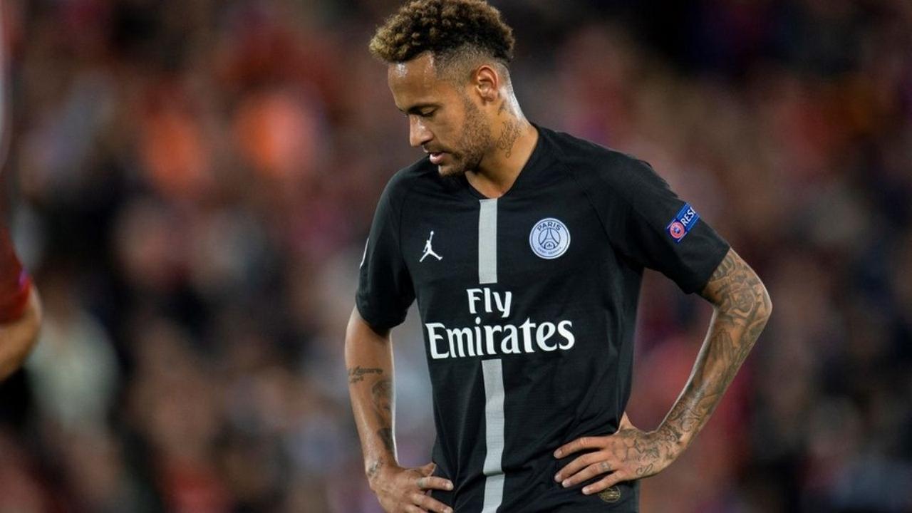 PSG: Neymar critiqué par la presse internationale