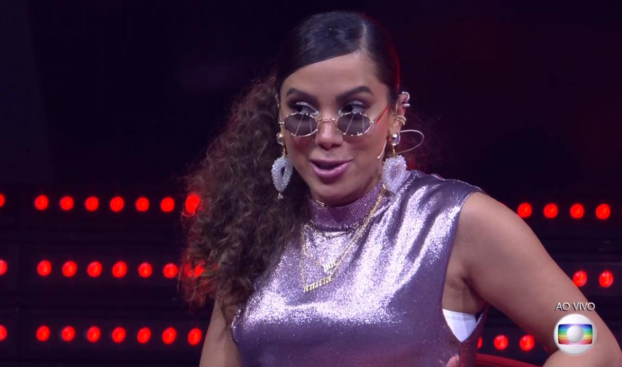 Anitta diz que não vota em 'candidato machista, racista e homofóbico'