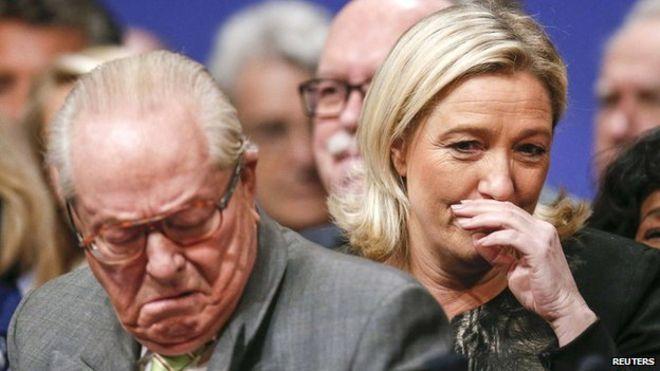 Perizia psichiatrica richiesta per Marine Le Pen