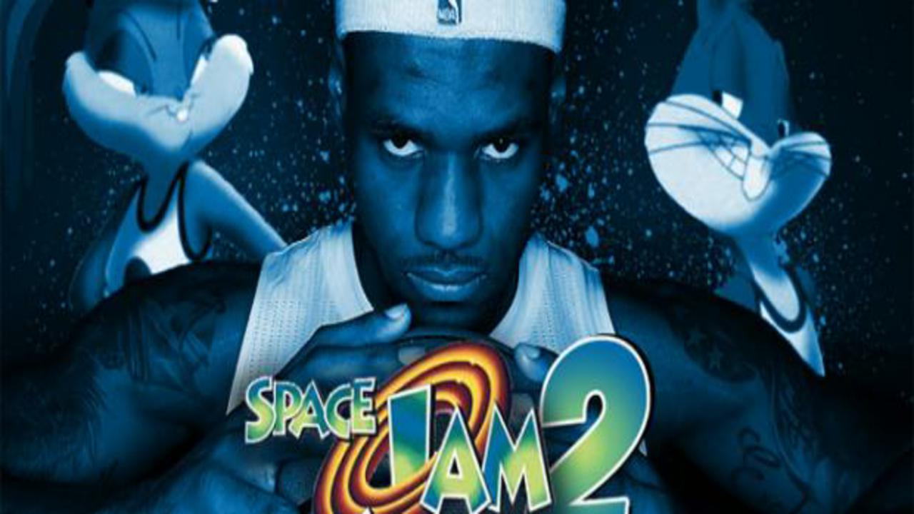 Nba, LeBron James protagonista di Space Jam come Michael Jordan