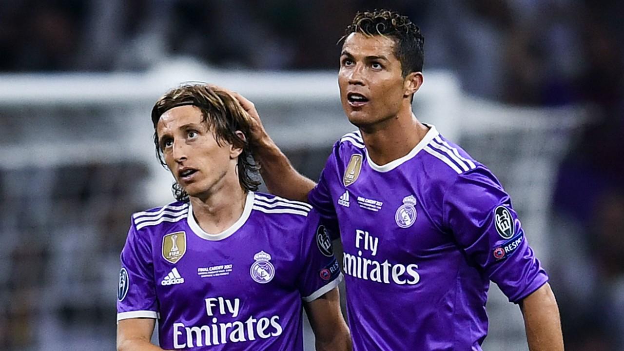 Ballon d'Or : la lutte entre Modric et Cristiano Ronaldo est lancée