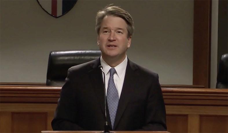 According to the law Brett Kavanaugh is innocent