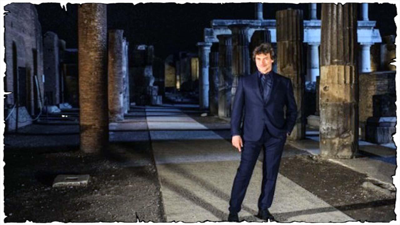 Alberto Angela, 'Stanotte a Pompei': dal 22 settembre su Raiuno