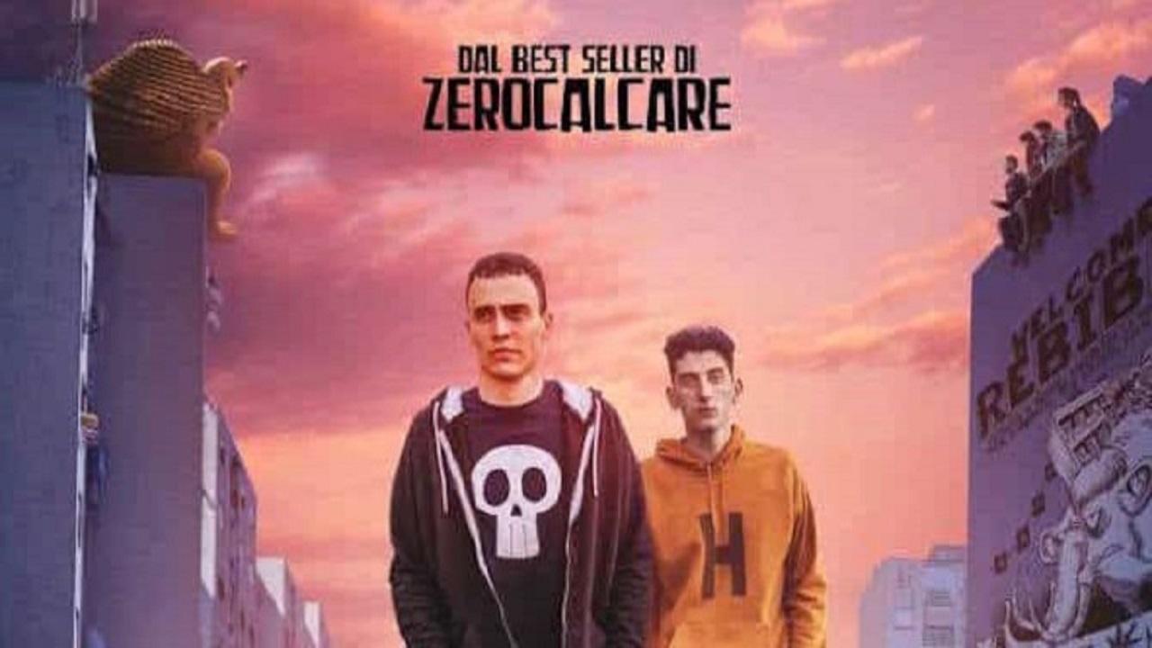 La profezia dell'armadillo: al cinema la graphic novel di Zerocalcare