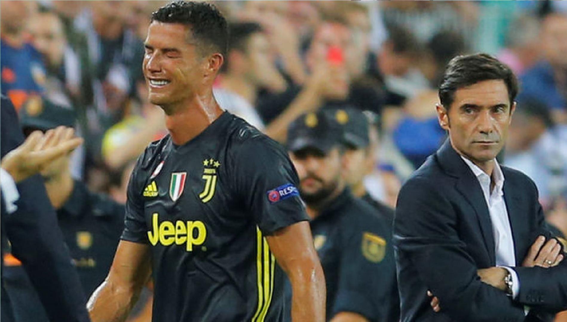 Champions League: expulsión de Cristiano será investigada por la UEFA