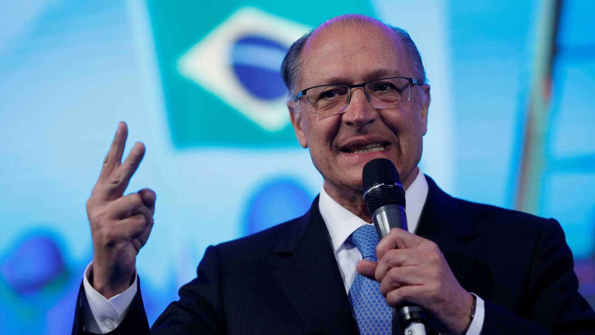 Ministério Público SP abre inquérito para investigar Geraldo Alckmin