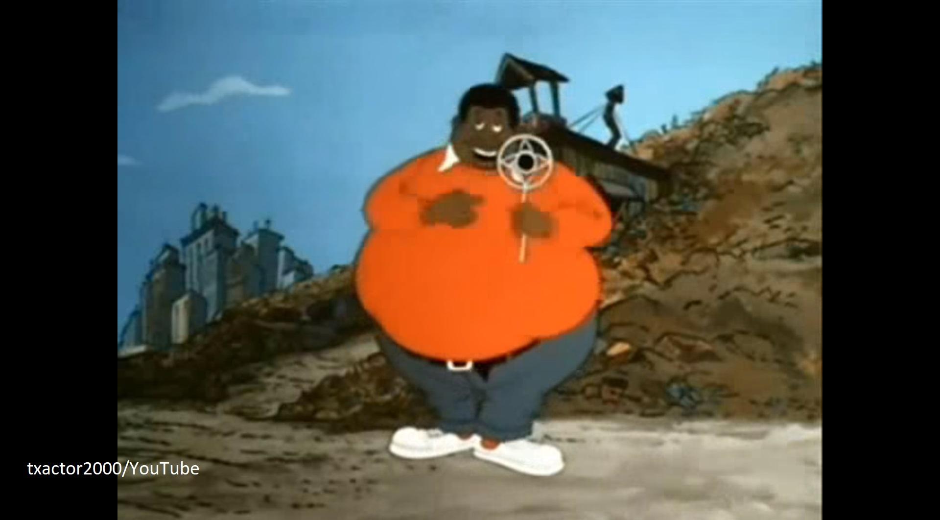 Bill Cosby's Fat Albert cartoon taught children how to handle life