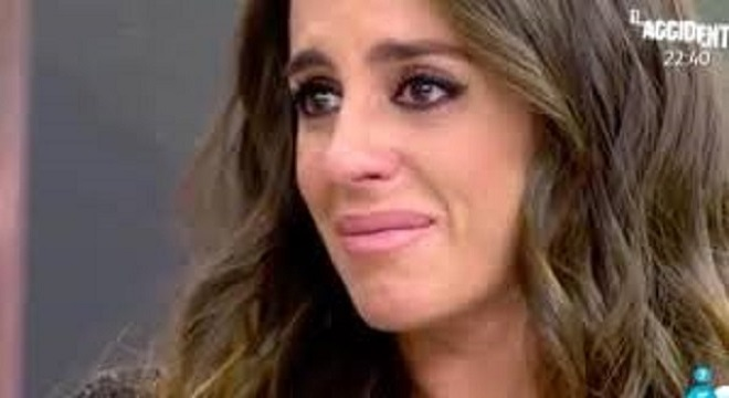 """Vídeo: Anabel Pantoja deja """"Sálvame"""" tras la llamada de su tía Isabel"""