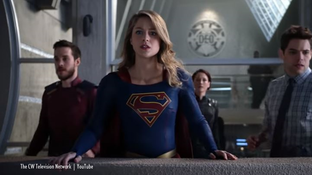 Sunday nights with Supergirl and Charmed come from The CW in October